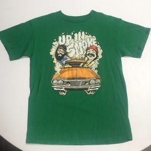 Cheech and Chong's shirt